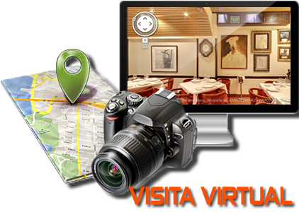 visita virtual Restaurante El Valle Lucena